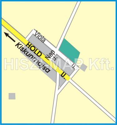 Hiszi Map Kft T Bacs Kiskun Megye County Kiskunmajsa Kigyos Terkep