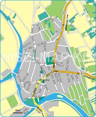 nagybaracska térkép Hiszi Map Kft. T   Bács Kiskun megye/county/Nagybaracska térkép